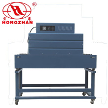 Small Shrinking Packing Machine with Stove Furnace for Fast Automatic Winding Wrapping Packaging for Steel Plank Electrical Equipment