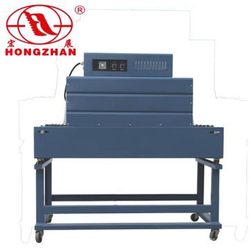 Pequeña máquina de embalaje que encoge con estufa horno de cuerda rápida automática embalaje embalaje para equipos eléctricos de tablón de acero