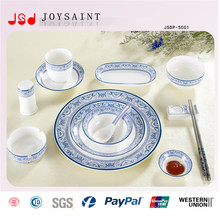 Top Quality Dinner Set for Hotel and Festival Use