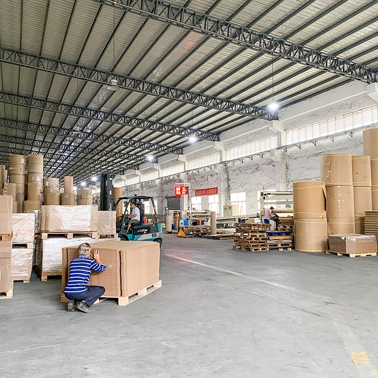 slip sheet warehouse