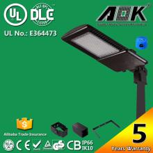 130lm / W LED Shoe Box Light / LED Parking 300W 5 ans de garantie et Meanwell Driver