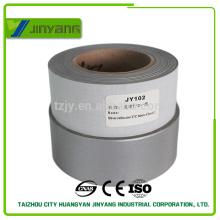 Más vendidos en China tela plata reflexiva