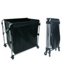 2017 New Design Hotel Housekeeping Cart Room Service Trolley Linen Cart (DD40)