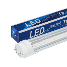 Integrated design aluminum IP44 led tube 18 watt T8