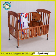 Hot sale baby bed design furniture wooden