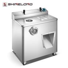 Funktionelle Kommerzielle industrielle Fleischverarbeitung Fleischwolf Maschine