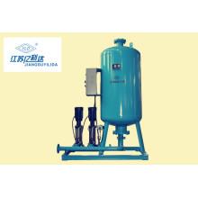 Dispositif d'alimentation en eau à pression constante Type de verticle