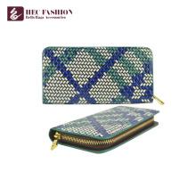 HEC Wholesale Ladies Fashion Wallet Fancy Design Phone Purse