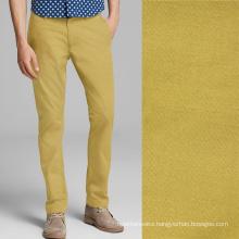 106gsm 60*60 160x120 cotton poplin business pants fabric golf pants fabric fabric dye pants
