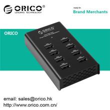 Chargeur intelligent universel pour ordinateur portable ORICO DUB-8P 96W 8 ports USB
