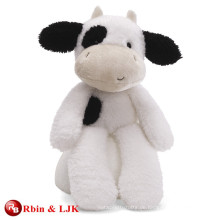 Benutzerdefinierte Werbe-schöne gefüllte schwarze Kuh Spielzeug