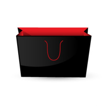 Пользовательские сумки для принятия одежды