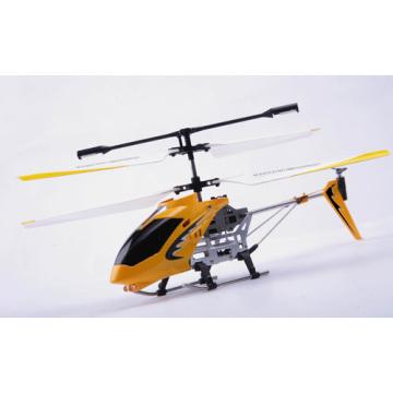 3.5CH RC hélicoptère avec Gyro jaune