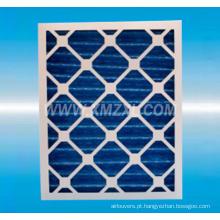 Filtro de quadro de papel