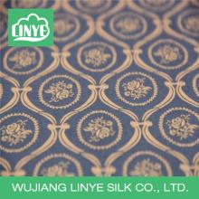 Tecido tecido de poliéster faux para roupa de mesa