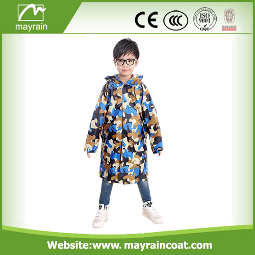 Kids PVC Coverall