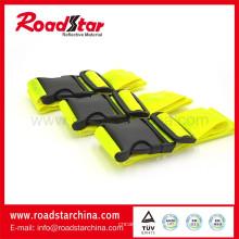 fluoreszierendes Gelb Reflektierende Sicherheits-Gurt