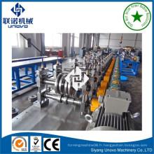 Machine de fabrication industrielle de rouleaux à lattes en métal