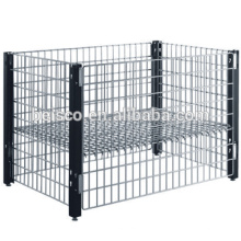 Cubos del almacenaje de alambre /wire cesta de almacenamiento de /Wire que forjan