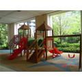 Открытый площадка для детских игр