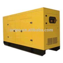 Refrigerado a água, gerador elétrico insonorizado elétrico com AVR padrão