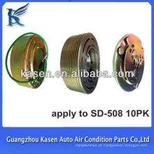 Venda Por Atacado 12v / 24v sanden 508 compressor embreagem fabricantes na china