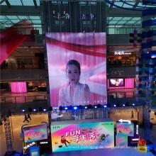 Innovativer transparenter LED-Bildschirm P10.41
