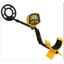 Treasure Hunting Minelab Deep Ground Gold Silver Metal Detector Strong Penetration