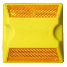 Venta caliente Productos de carreteras Señal de seguridad de tráfico ABS Plastic Road Stud
