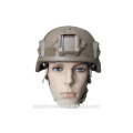 Bullet Proof Aramid  Mich  Helmet with NIJ III A Standard  for Military Protection