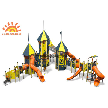 Parque de diversões HPL Multiply Activity Tower