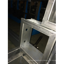 Fire-Prevention and Smoke Removal Dampers Roll Forming Machine Manufacturer for Russia