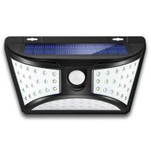 Модернизированный водонепроницаемый супер яркий безопасности солнечный настенный светильник