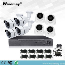 Kit Sistem DVR Surveillance Keselamatan 8chs 5.0MP