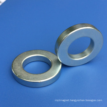 Ring Sintering NdFeB Permanent Magnet for Loudspeaker