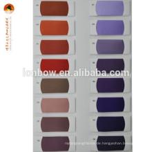 Plain Futterstoff für Kleider Polyester / Viskose 160 Farben erhältlich