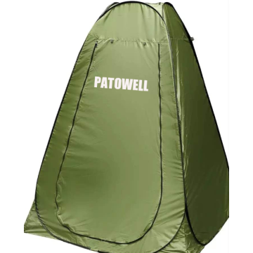Tente de confidentialité portable escamotable Patowell Green