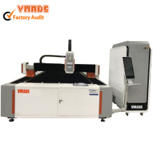 Machine de découpe laser VLF1530 500w Iron Sheet Fiber
