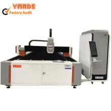 Découpeuse d'acier inoxydable de laser de fibre 1000Watt