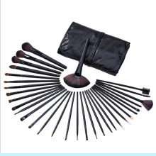 Professional 32PCS Tools Make-up Toiletry Kit Wool Makeup Brush