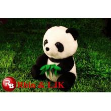 Niedliche Panda Plüschtiere für kleine Tier, Haustier Spielzeug für Kind Spielzeug