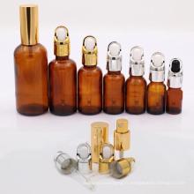 Bouteille cosmétique de haute qualité en usine (NBG01)