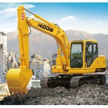 Excavadora hidráulica con cucharón 0.53m3