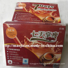 Brazilian 7 Days Quick Weight Loss Slimming Coffee (MJ-BX878)
