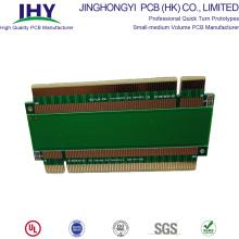 Multilayer Gold Finger Plating Chamfer PCB
