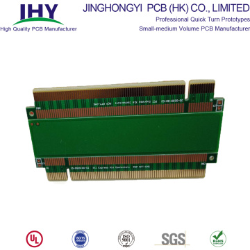 Multilayer Gold Finger Plating Chamfer PCB