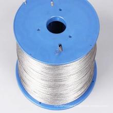 Twisted Soft Annealed Black Iron Tie Wire Galvanized Binding Wire