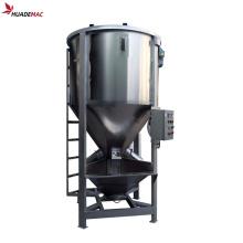 Mélangeur vertical de granulés de plastique / machine de séchage de mélange