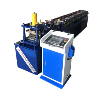 dx rolling shutter slat roll forming machine