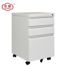 Customize powder coated KD steel hospital beside cabinet